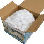 Fiberfilter bollar av polyeten2
