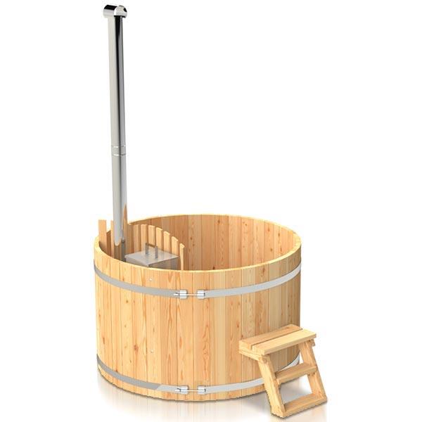badtunna trä pris