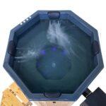 foto vattenmassage system